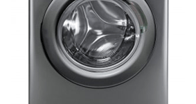Candy Smart Pro 10kg 1400rpm Anthracite Simply-Fi Action Motion Technology Front Loading Washing Machine